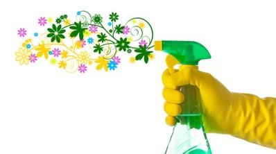 trucs et astuces pour des produits ménagers bio